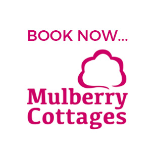 Book Now with Mulberry Cottages